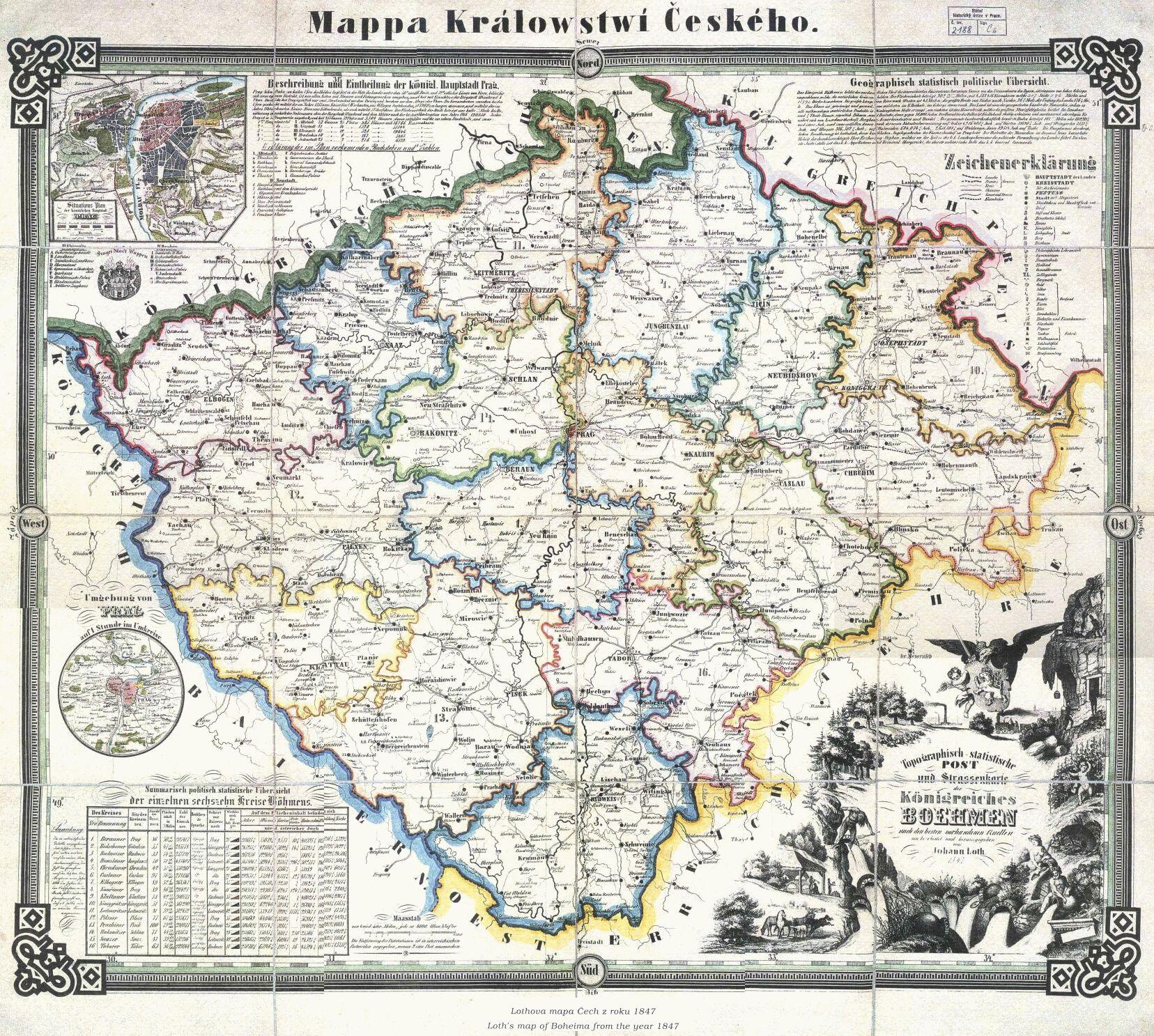 Cechy 1847